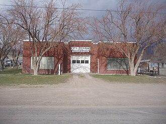Circleville, Utah - Circleville fire station