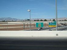Las Vegas Beltway - Wikipedia