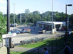 Clarkson GO Station - Image: Clarkson GO Station