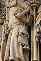 Claus Sluter. Moses Well. Puits de Moïse. Колодец Моисея или Колодец Пророков. Клаус Слютер. 1395-1405 (018).JPG