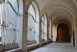 Concatedral de San Nicolás, Alicante - Cloister