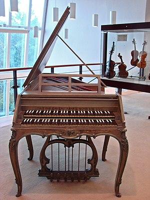 Gaveau - Harpsicord by Gaveau, 1923