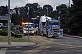 Clean-up of the truck rollover at Northbourne Avenue 1.jpg