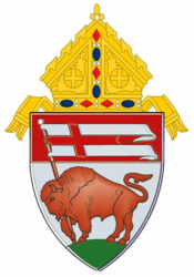 Coat of Arms Diocese of Buffalo, NY.png