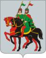 Coat of Arms of Borisoglebsk rayon (Yaroslavl oblast).png