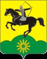 Coat of Tikhoretskii rayon.png