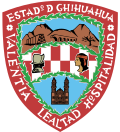 Coat of arms of Chihuahua.svg