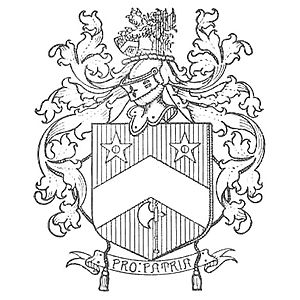 Mareen Duvall - Coat of arms of Mareen Duvall