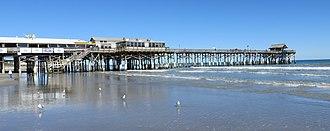 Cocoa Beach, Florida - Cocoa Beach Pier