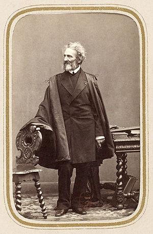 Léon Cogniet - Cogniet in 1865