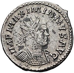 Maximian - Antoninianus of Maximian
