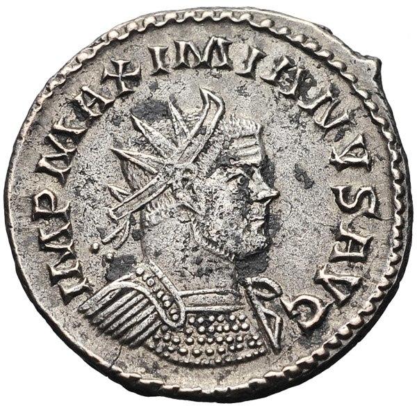 Coin of Maximian
