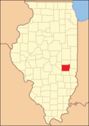 Coles County Illinois 1859