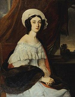 Colin - Portrait d'Eugénie-Gabrielle Barbou des Courières, Baronne Rivet.jpg
