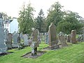 Colmonell Old Cemetery and Manse - geograph.org.uk - 625822.jpg