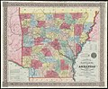 Colton's railroad and township map of Arkansas (11842833283).jpg
