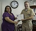 Commander of Joint Base Anacostia-Bolling recognizes quarterly award winners for April to June 2014 period 140915-N-WY366-001.jpg