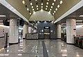 Concourse of L14 Yongdingmenwai Station (20180808183704).jpg