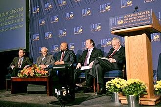 Iqbal Quadir - Image: Conference 2008