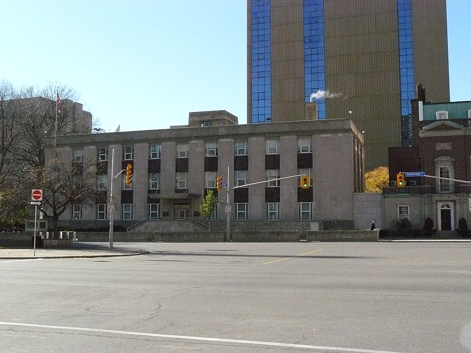 Consulate of the United States in Toronto
