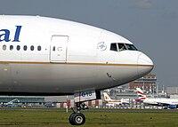 N37018 - B772 - United Airlines