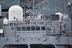 Control tower of JS Tenryū(ATS-4203) right rear view at Port of Kure May 6, 2018.jpg