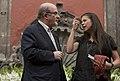 Conversando con Salman Rushdie, Museo de la Ciudad de Mexico (15268721649).jpg