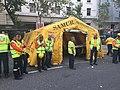 Coordinación de los servicios de emergencias municipales en el derrumbe del Hotel Ritz 02.jpg
