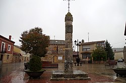 Plaça major de Cordovilla la Real