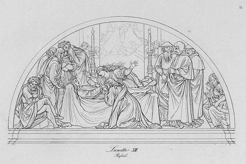 Medici M Nchen cornelius entwürfe zu fresken in den loggien der pinakothek zu münchen wikisource