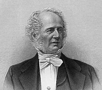 Condado (Santurce) - Cornelius Vanderbilt, railroad tycoon in the U.S.