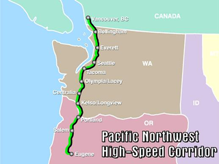 Pacific Northwest Corridor