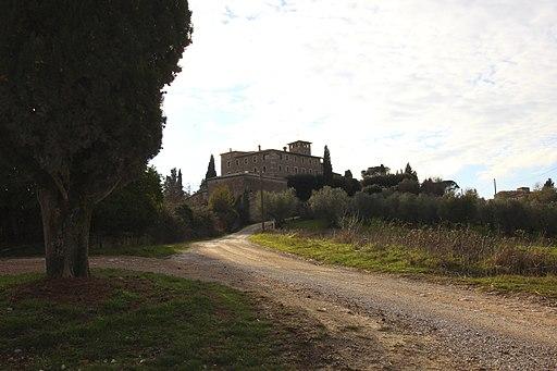 Castello di Cosona, Pienza