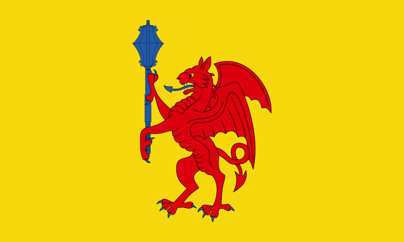 File:County Flag of Somerset.png