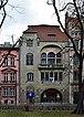 Cracow Technician Society house, 1906 designed by Sławomir Odrzywolski, 28 Straszewskiego street, Krakow, Poland.jpg