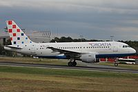 9A-CTL - A319 - Croatia Airlines