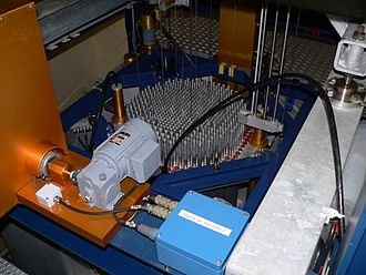 Research reactor - The CROCUS research reactor of the École polytechnique fédérale de Lausanne, in Switzerland.
