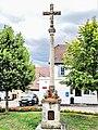 Croix de Village. Chauvirey-le-Châtel.jpg