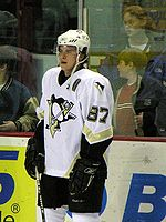 Sidney Crosby, one-time winner.