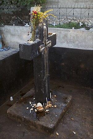 Baron Samedi - Cross of Baron Samedi.