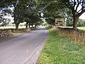 Crossroads just South of Clapham - geograph.org.uk - 51537.jpg