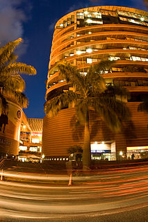 Centro San Ignacio Shopping mall in Caracas, Venezuela