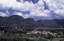 Overview of Viñales