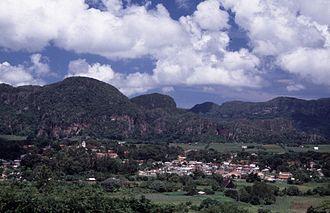 Viñales - Overview of Viñales