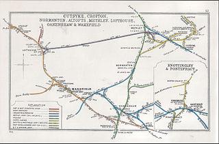 Swinton and Knottingley Joint Railway