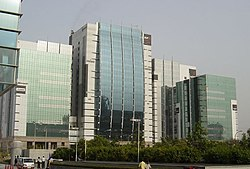 Cyber Green Building, Gurgaon, Haryana, India - 20070613.jpg