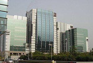 Gurgaon - Cyber Green Building