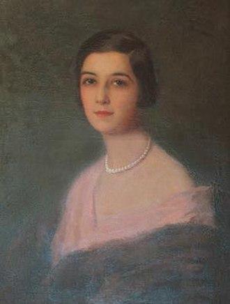 Pinacoteca do Estado de São Paulo - Image: Cyprien Eugène Boulet Retrato de Stella Alves de Lima aos 20 anos 1
