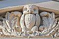 Décor de la façade de la fondation hellénique (CIUP, Paris) (8978590612).jpg