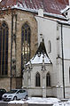 D-1-76-123-54 Eichstätt, Domplatz 10, Katholischer Dom St. Mariä Himmelfahrt und St. Willibald 003.jpg